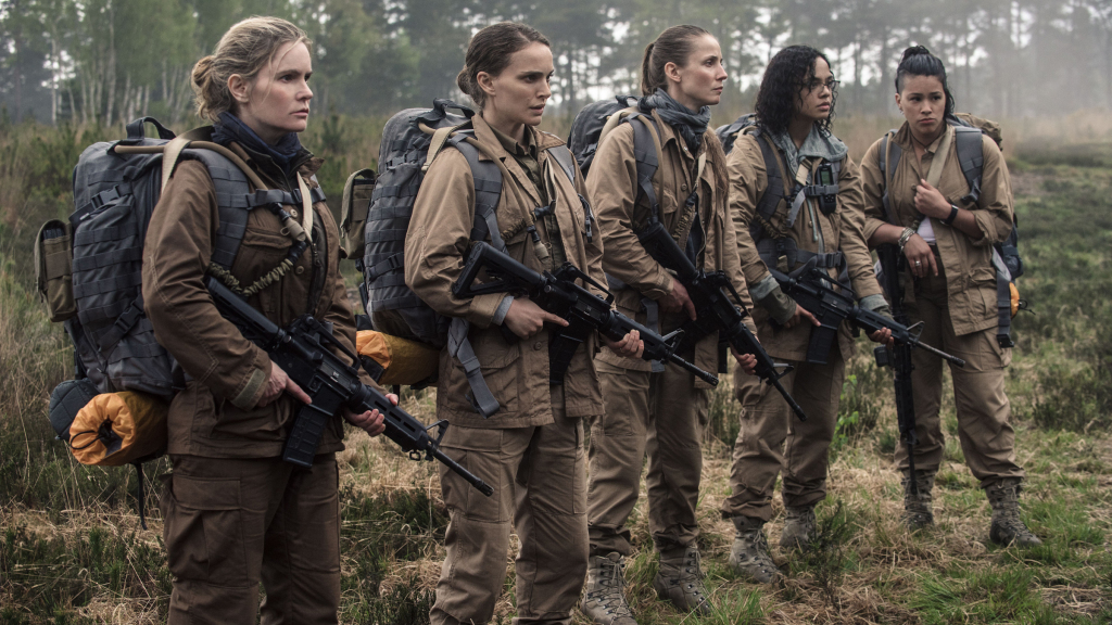 """Annihilation"" Film – 2018"